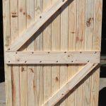 Battern Door 1